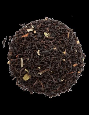 Té negro indio con especias masala chai