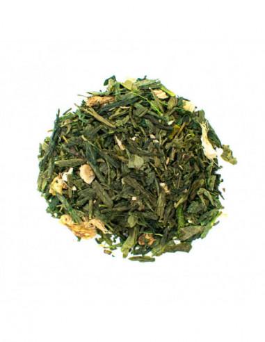 Té verde Jengibre